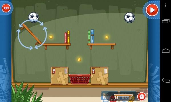 Amazing Alex - игра-головоломка на Самсунг Галакси С4