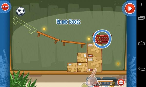 Amazing Alex - игра-головоломка на Galaxy S4
