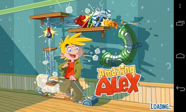 Amazing Alex - головоломка на Samsung Galaxy S4