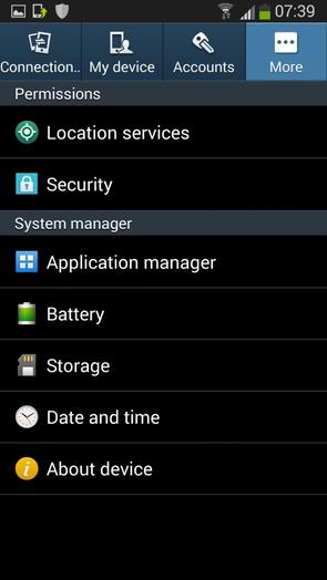 Android 4.3 для Galaxy Note 2 - прошивка N7100XXUEMI6