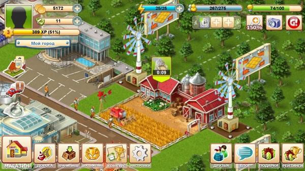 Big Business Deluxe - аналог Sim City для Galaxy S4 и Galaxy Note 3