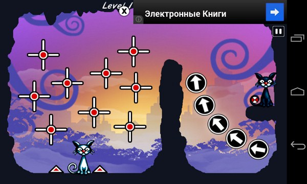 Cat Physics - игра на Андроид