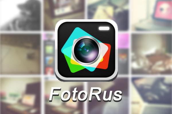 FotoRus – создание коллажей и обработка фото для Галакси С4