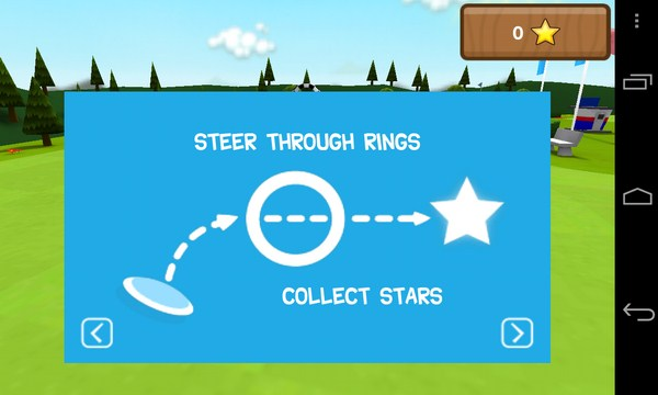 Frisbee® Forever - игра на смартфоны Android