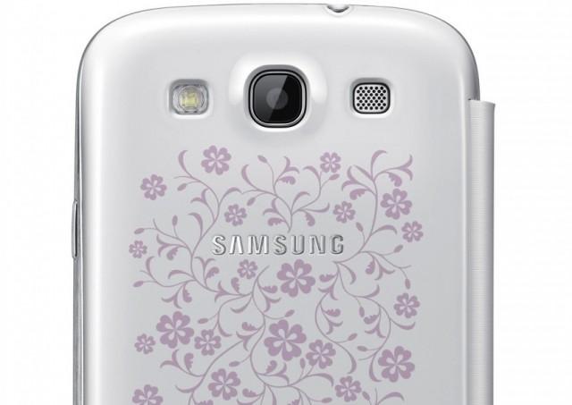 Ждите на Рождество - Samsung Galaxy S4 mini La Fleur Edition