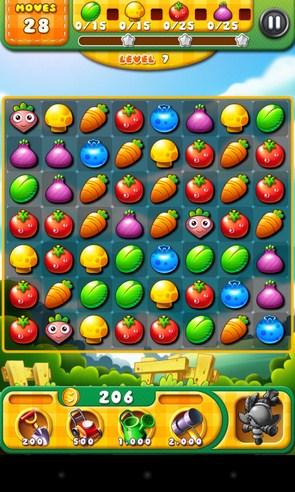 Garden Mania - игра на смартфоны Самсунг Галакси С4
