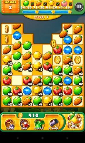 Garden Mania - казуалка на Android