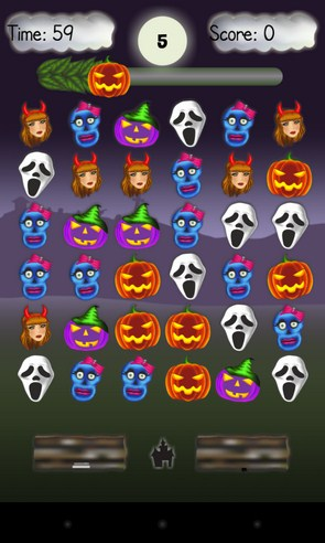 Haunted Halloween Party - игра на Андроид