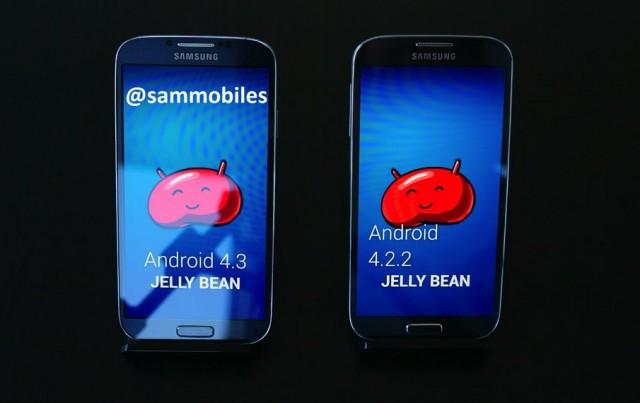 Прошивка I9505XXUEMI8 Android 4.3 для Galaxy S4 GT-I9505