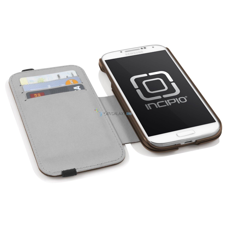 Чехол Incipio Watson Wallet для Samsung Galaxy S4