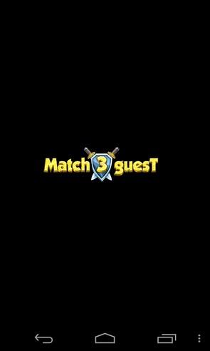 Match 3 Quest - головоломка на Samsung Galaxy S4