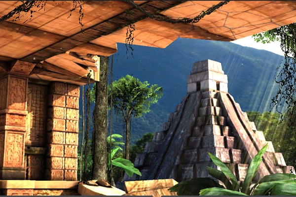 Mayan Mystery 3D Pro – город древних Майя для Galaxy S4