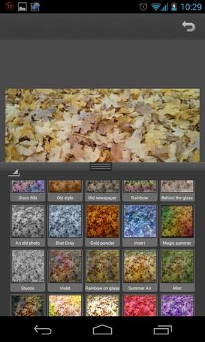 Photo Studio - фоторедактор для смартфонов Galaxy S4