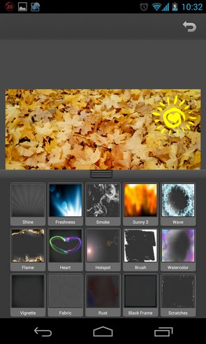 Photo Studio - приложение на Самсунг Галакси С4
