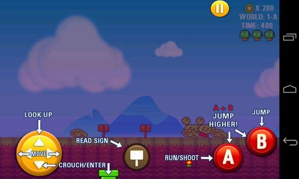 Ralph's World - игра-аркада на Galaxy S4