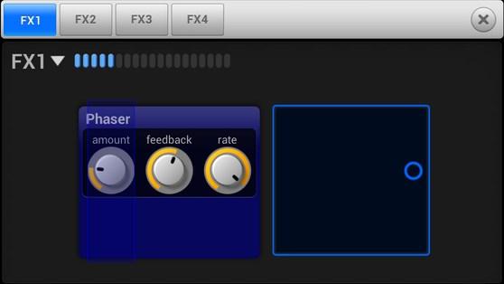 SPC - Music Sketchpad 2 – виртуальная драм-машины для Галакси С4