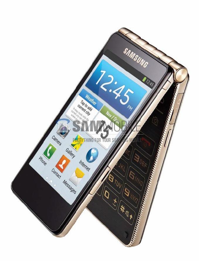 Samsung GT-I9230 - Galaxy Golden и Galaxy Folder
