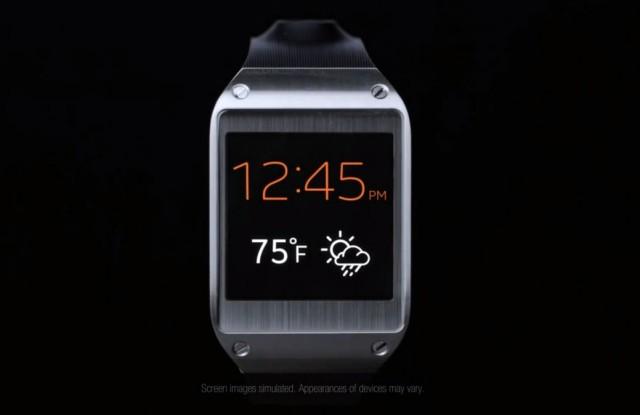Часы Galaxy Gear способны работать не только с устройствами Samsung