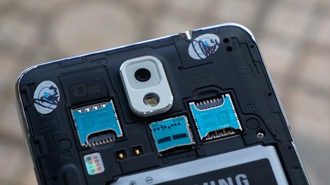Samsung Galaxy Note 3 Dual Sim доступен в Китае