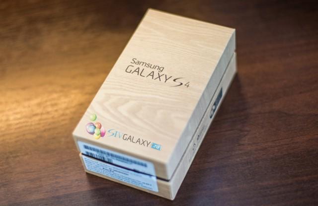 Продано более 40 млн. Samsung Galaxy S4 по всему миру!