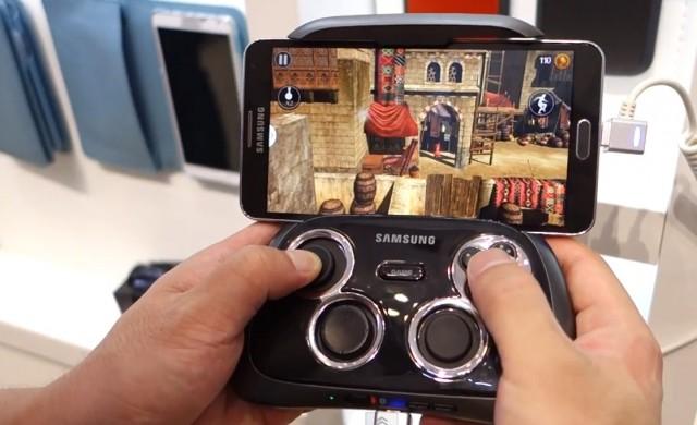 Геймпад Samsung Game Pad EI-GP20 проходит сертификацию