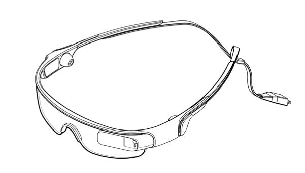 Samsung возможно готовит очки Gear Glass