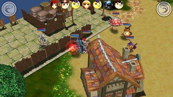 Sardonyx - сражение в деревне