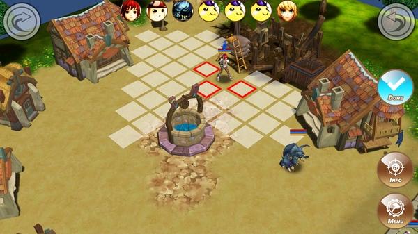 Ролевая игра Sardonyx для Galaxy S4