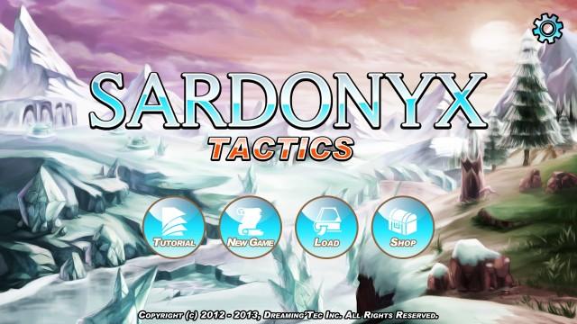 Sardonyx 3D - тактическая РПГ для Galaxy S4 и Galaxy Note 3
