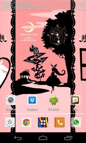 ShadowAlice [Cheshire Cat] - анимированные обои на Galaxy S4