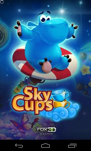 Sky Cups - аркада на смартфоны Samsung Galaxy S4