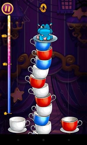 Sky Cups - игра на смартфоны Самсунг Галакси С4