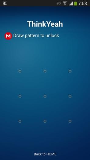 Smart AppLock Pro - ставим пароль на приложения