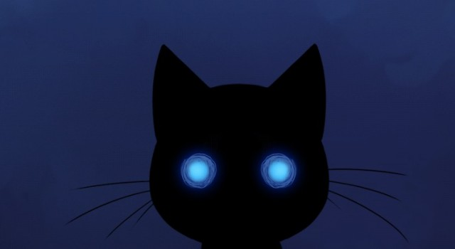 Stalker Cat Live Wallpaper - живой кот на Samsung Galaxy SIV