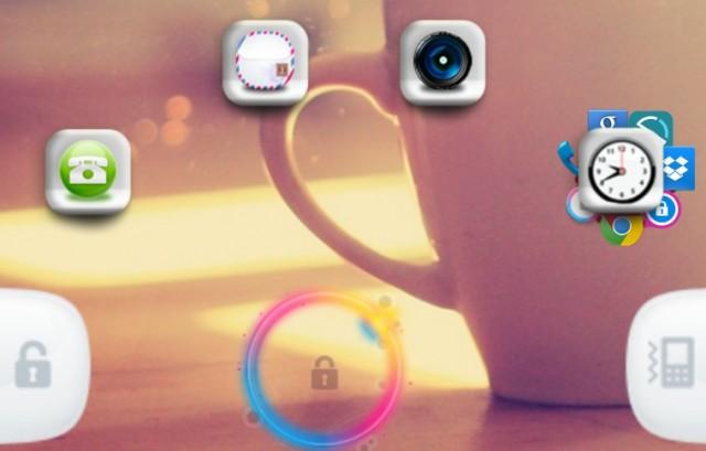 Start - приложение на Samsung Galaxy S4