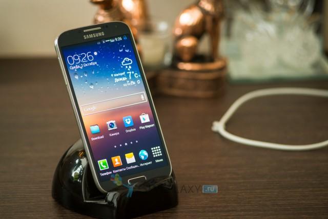 Обзор Sunrise Rom v7.2 Aroma UBUBMH1 для Galaxy S4 I9500