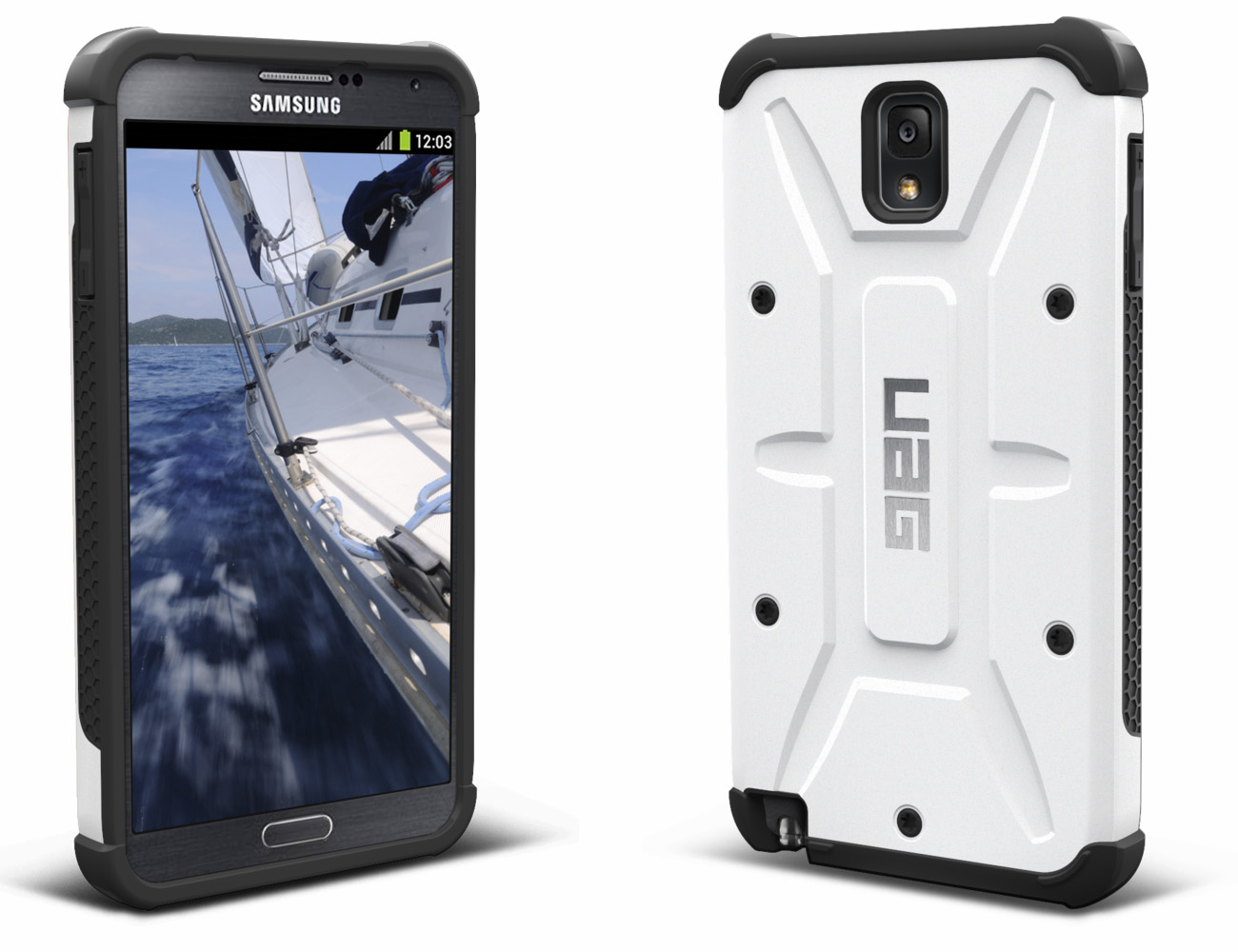 Чехол Urban Armor Gear для Galaxy Note 3