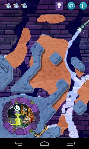 Крокодильчик Свомпи 2 - игра на смартфоны Android