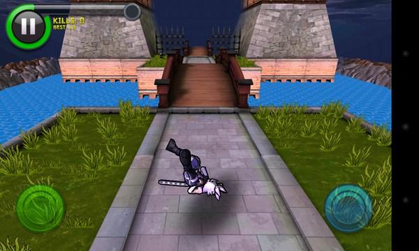 Zombitsu - игра на смартфоны на Galaxy S4