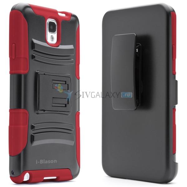 Кейс i-Blason на Samsung Galaxy Note 3 Note III N9000