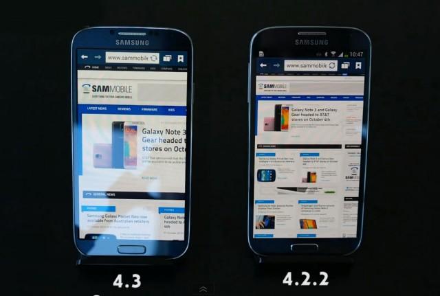 Наконец: Galaxy S4 I9505 получил официальный Android 4.3