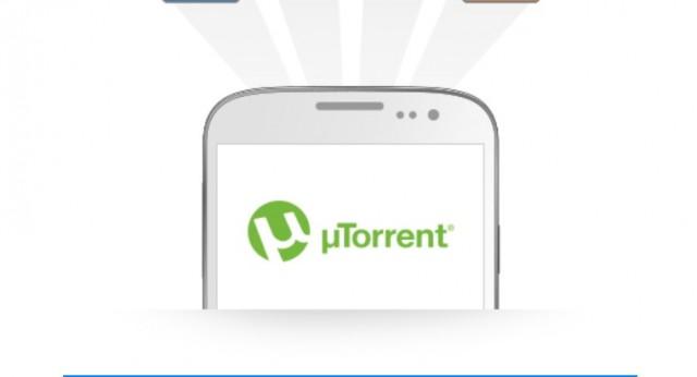 µTorrent - Torrent App - торрент клиент на Галакси С4