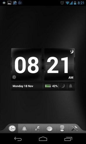 Alarm Clock Ultra - будильник на Samsung Galaxy S4