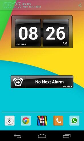 Alarm Clock Ultra - приложение на Андроид