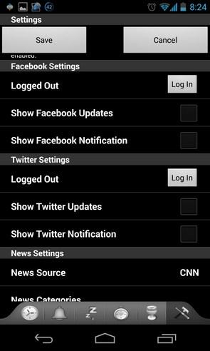 Alarm Clock Ultra - будильник на смартфоны Android