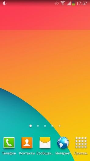 Андроид 4.4 Kit Kat на Галакси С4 и Ноут 3