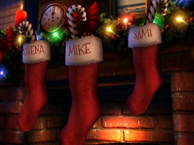 Christmas HD - интерактивные обои на Android