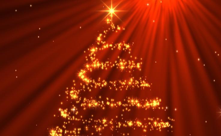 Christmas - интерактивные обои на Android