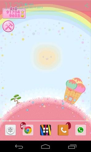 Cute Planet Unlimited - живые обои на Samsung Galaxy S4