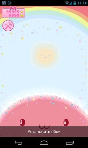 Cute Planet Unlimited - интерактивные обои на смартфоны Android